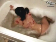 Vintage Ariel Rebel In The Bathtub
