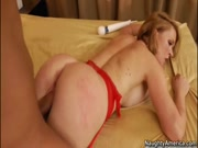 Krissy Lynn fucked hard in the ass