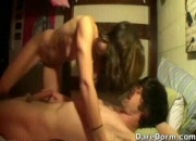 College Couple Fucking In Room